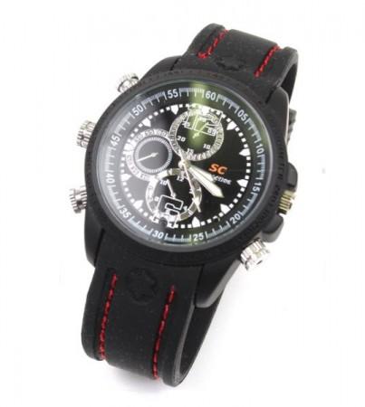 Thanko представляет шпионские часы VICAWMD4