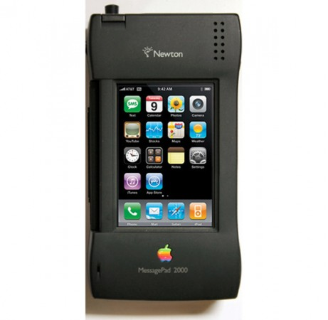 Корпус MessagePad для iPhone