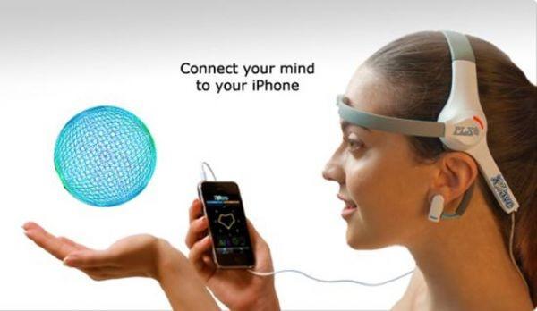 Управляй iPhone силой мысли!