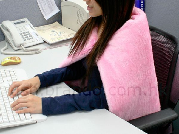 USB-плед USB Heating Blanket