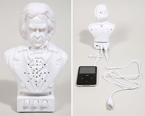 Слушайте Бетховена с помощью Бетховена