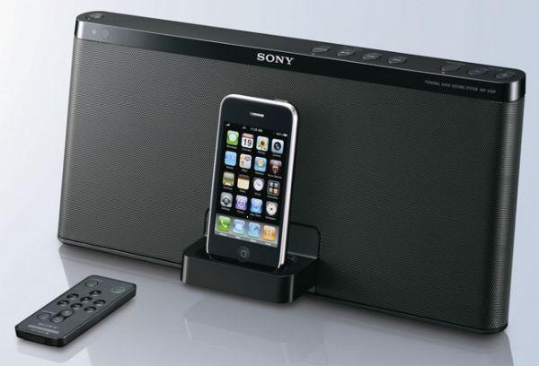 Док-станция Sony RDP-X50iP