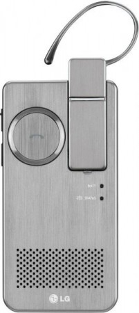 Bluetooth-гарнитура на солнечных батареях от LG