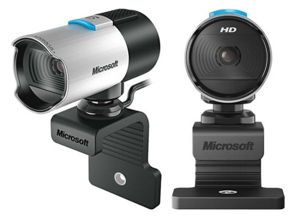HD-вебкамера Microsoft LifeCam Studio 1080p