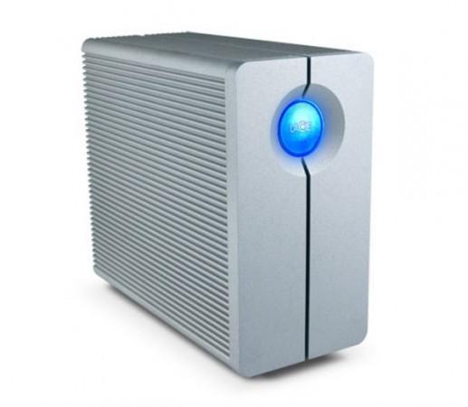 RAID-накопитель LaCie 2big USB 3.0