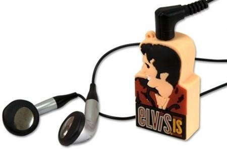 MP3-плеер в виде Элвиса