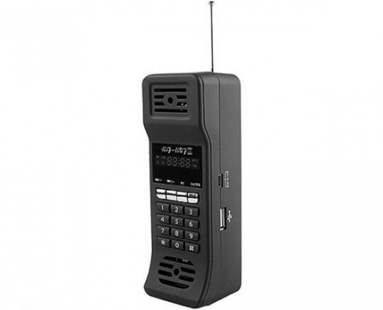 MP3-плеер в виде ретро-мобильника