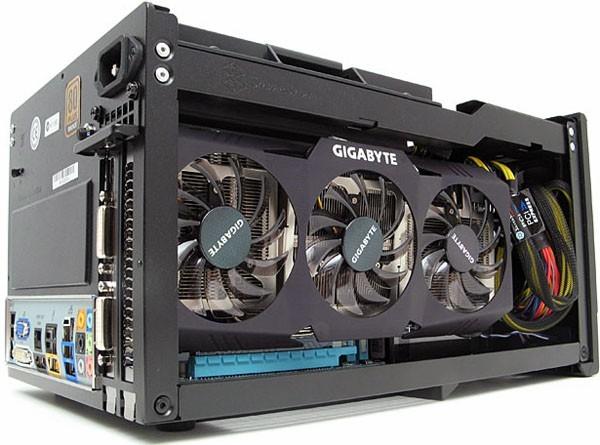 Как построить серьезную игровую систему на Mini-ITX?