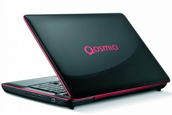 Игровой ноутбук Toshiba Qosmio X500 обзаведется GTX 460M