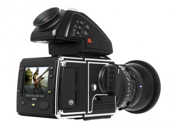 50-мегапиксельная фотокамера Hasselblad CFV-50