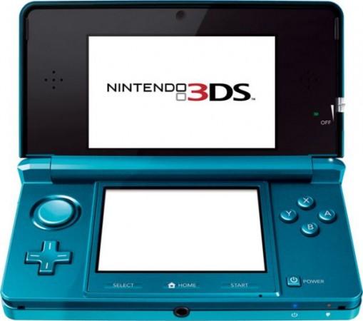 Полная спецификация Nintendo 3DS