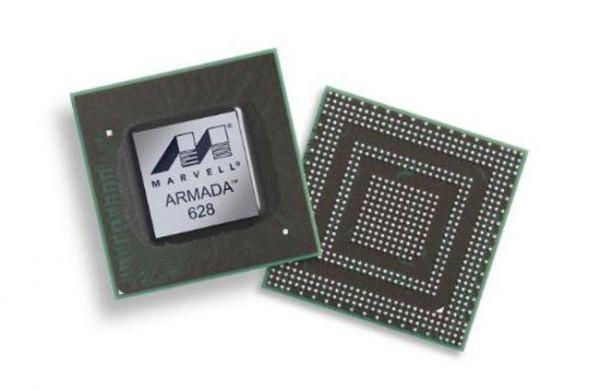 Трехъядерные мобильные процессоры от Marvell