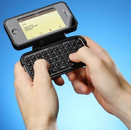 Чехол с клавиатурой для iPhone