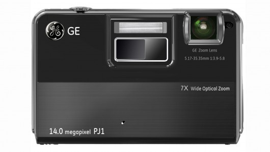 General Imaging GE PJ1 – фотоаппарат с проектором