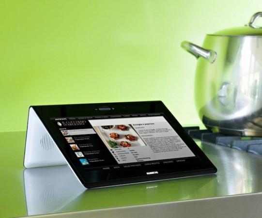 Домашний планшет AlessiTab под Android выйдет в ноябре