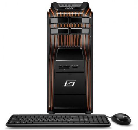 Acer выпускает новые десктопы
