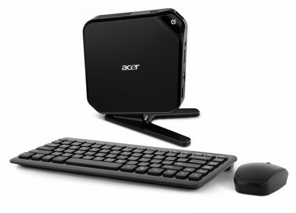 Acer выпускает также неттоп и AIO