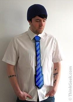 8-битный... галстук