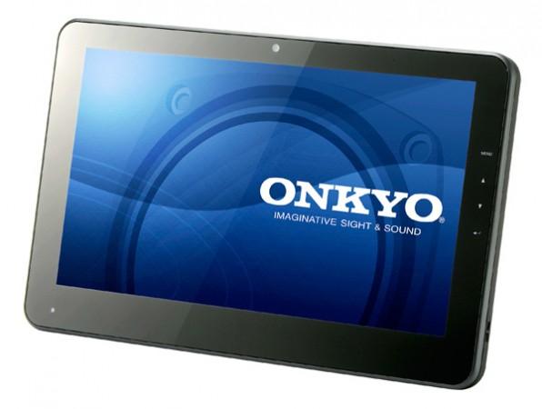 Три «таблетки» от Onkyo на базе Windows 7