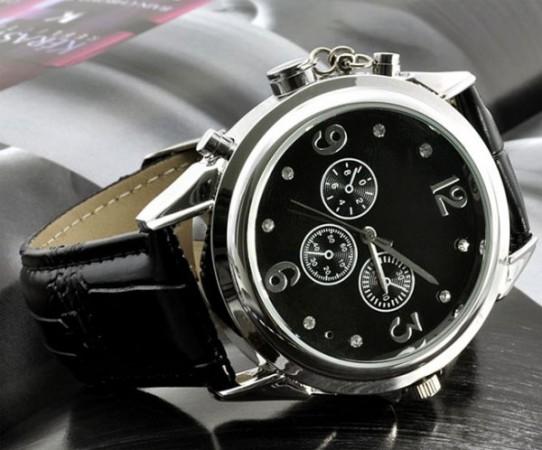 Шпионские часы Spymax W1 Spy Camera Watch
