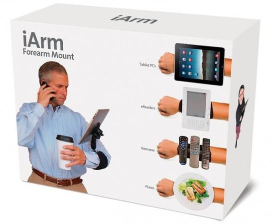 iArm – аксессуар, которого все ждали
