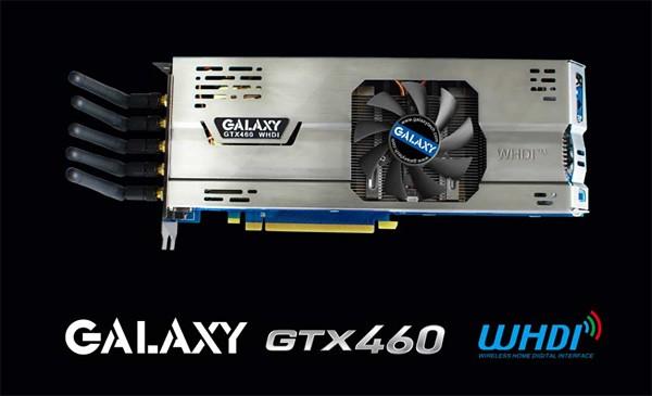 Galaxy GTX 460 – счастье игромана и... киномана!