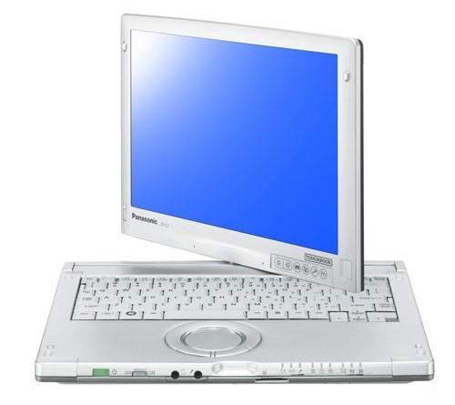 Panasonic запускает планшетный лэптоп Toughbook CF-C1