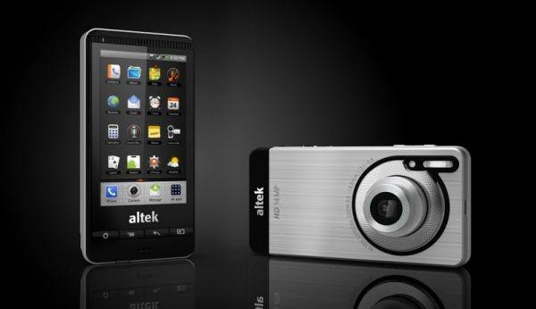 Камерофон Altek Leo: 14 мегапикселей под Android-ом