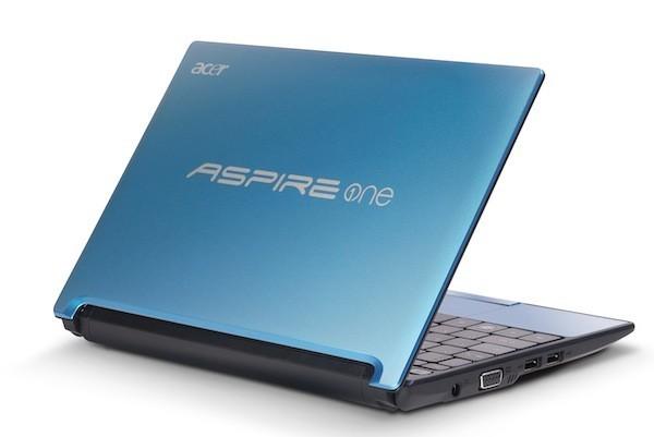 Acer Aspire One D255 с двухъядерным Atom-ом за 330 $