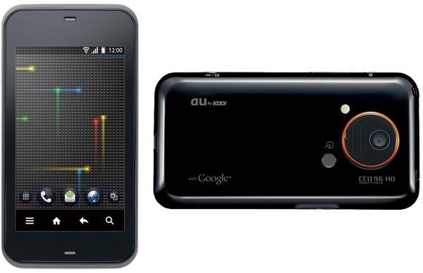 Sharp IS03 будет комплектоваться дисплеем Retina