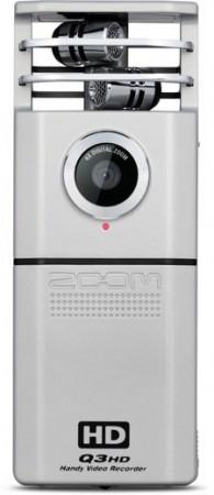 Zoom Q3HD – камкордер со стереомикрофоном