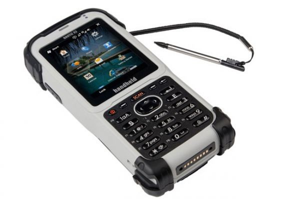 Прочный КПК Nautiz X3 WinMob PDA