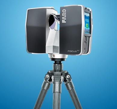 Faro Focus3D – самый маленький и легкий 3D-сканер