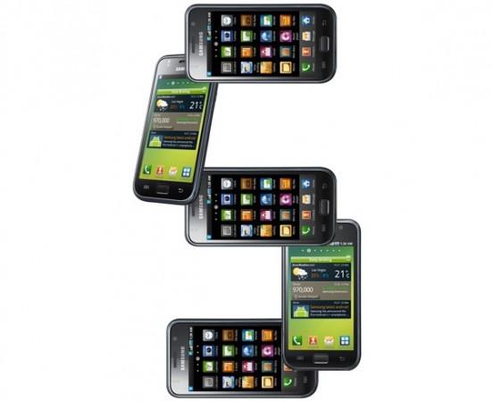 Продажи Samsung Galaxy S перевалили за 5 миллионов