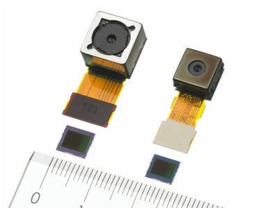 Sony разработала 16,4 Мп сенсор для мобильников