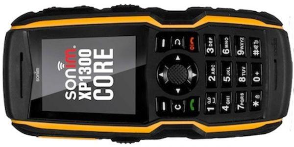 Сверхпрочный телефон Sonim XP1300