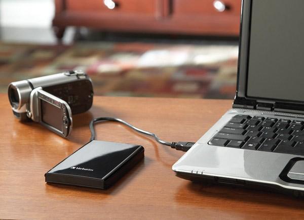 Verbatim готовит запуск винчестеров с USB 3.0