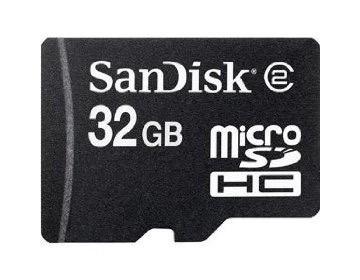 Цена 32 ГБ карты памяти microSDHC упала ниже 100 $