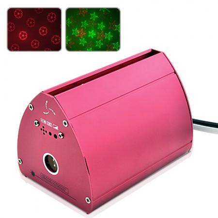 Лазерные спецэффекты у вас дома
