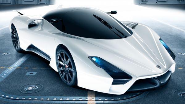 SSC Ultimate Aero II – самый быстрый автомобиль