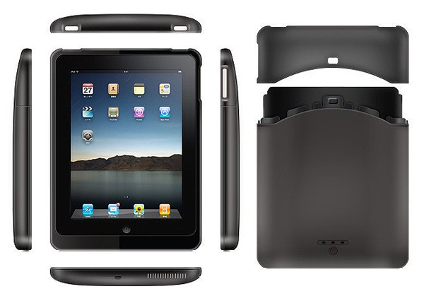 Корпус с аккумулятором для iPad