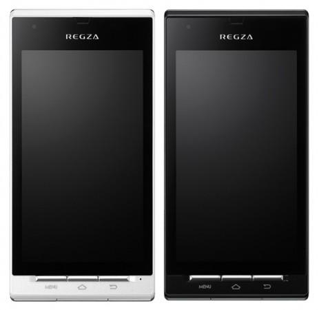 Android-смартфон Toshiba Regza IS04