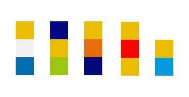 Герои «Футурамы» и «Симпсонов» из трех пикселей