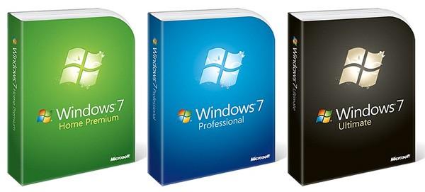 Первый день рождения Windows 7