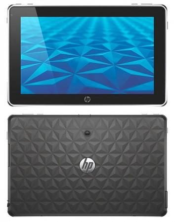 HP официально представляет планшет Slate 500