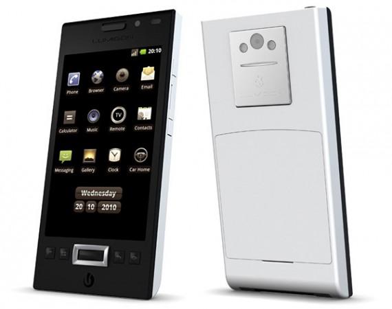 Android-смартфон Lumigon T1