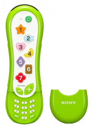 Sony RM-KZ1 – пульт ДУ для детей
