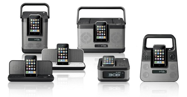 Новые док-станции для iPhone от TDK