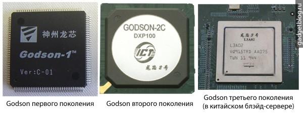 Народные процессоры КНР потеснят чипы Intel/AMD