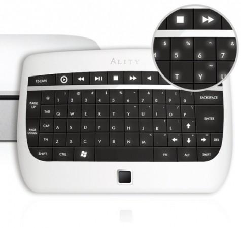 Беспроводная мини-клавиатура Ality WeeBoard